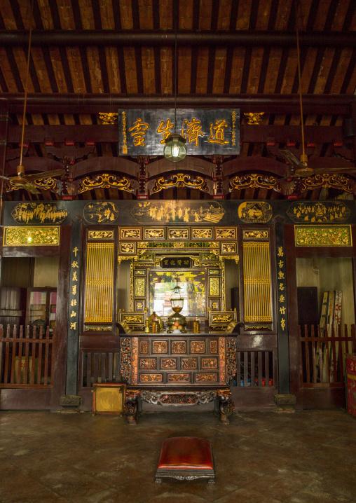 Cheng Hoon Teng Temple, Malacca, Malaysia