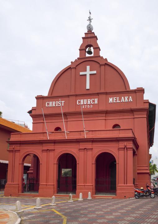 Christ Church, Malacca, Malaysia