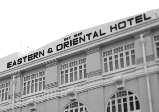 Eastern And Oriental Hotel, George Town, Penang, Malaysia