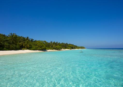 Soneva Fushi Hotel Beach, Baa Atoll, Maldives