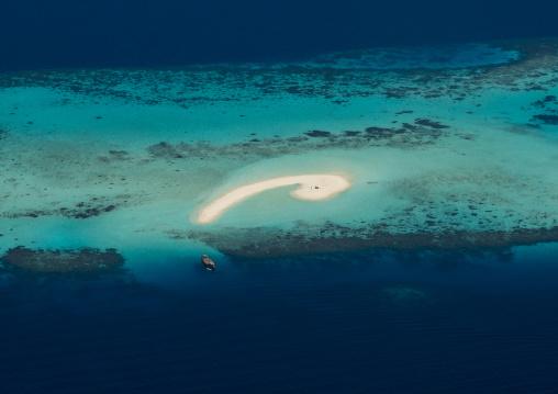 Atoll And Beach, Male, Maldives