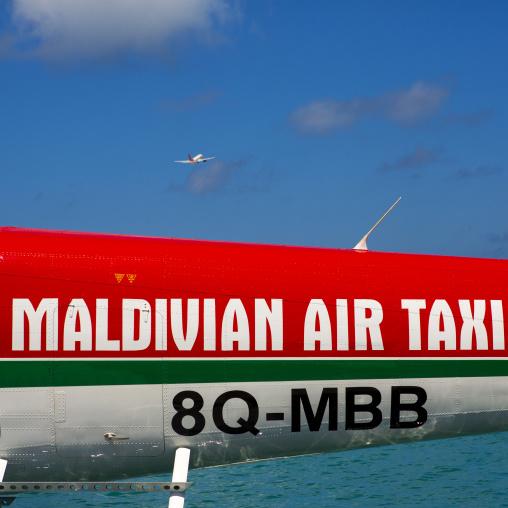 Maldivian Air Taxi Seaplanes Terminal, Male, Maldives