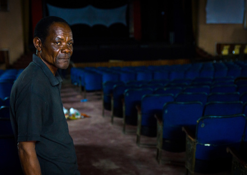 Gil Vicente Cinema, Maputo, Maputo City, Mozambique