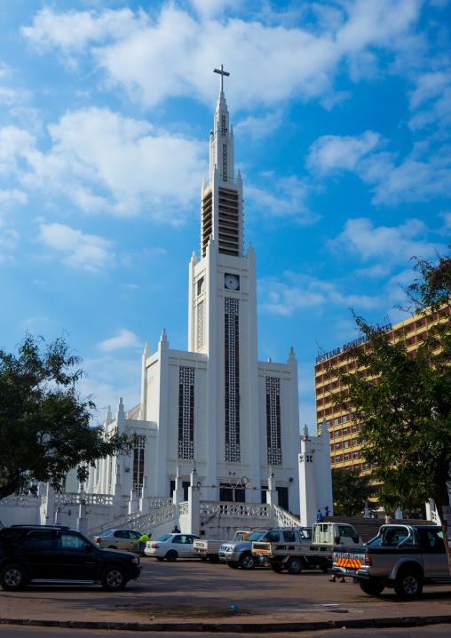 The Cathedral Nossa Senhora Da Conceicao, Maputo, Maputo City, Mozambique