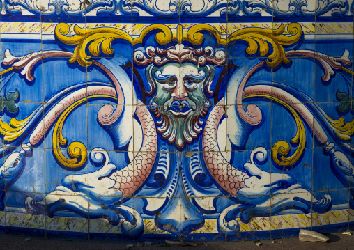 Decoration Inside The Vila Algarve, Maputo, Maputo City, Mozambique