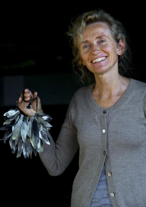 Jewels Creator Astrid Sulger, Maputo, Maputo City, Mozambique