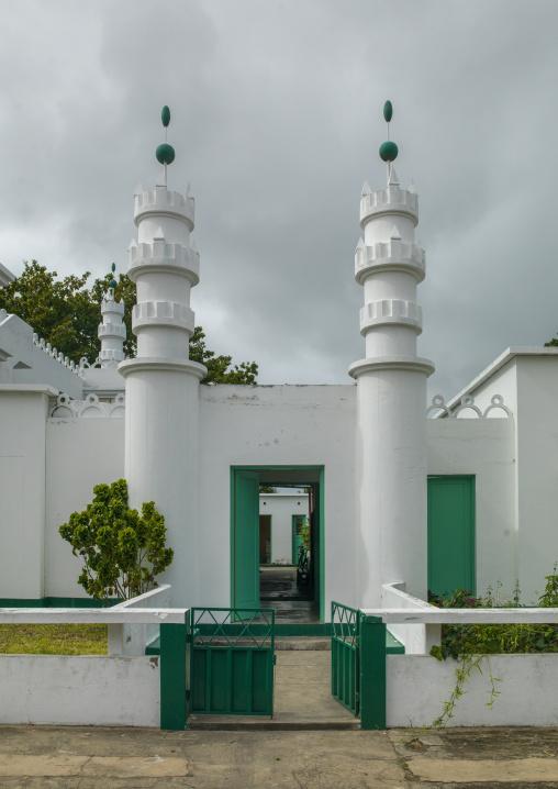 Mosque Massdjid Nuro Muhamad, Inhambane, Inhambane Province, Mozambique
