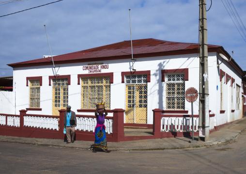 Hindu Community House, Inhambane, Inhambane Province, Mozambique