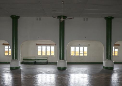 Clube Ferroviaro Old Ballroom, Inhambane, Inhambane Province, Mozambique