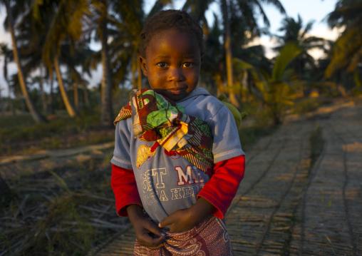 Little Kid, Inhambane, Inhambane Province, Mozambique