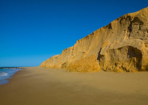 Sand Dune In Bazaruto National Park, Vilanculos, Inhambane Province, Mozambique
