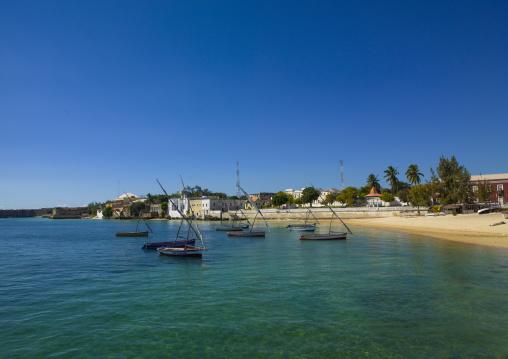 Main Harbour, Ilha de Mocambique, Nampula Province, Mozambique