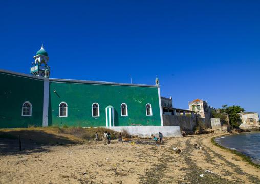 Green Mosque, Ilha de Mocambique, Nampula Province, Mozambique