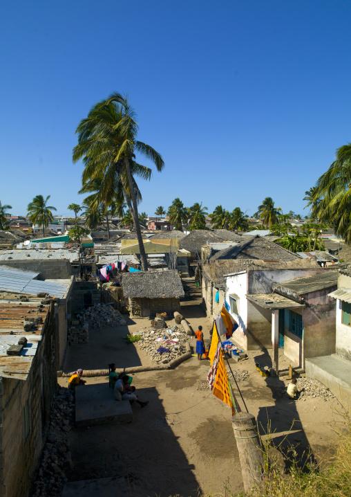 Slum, Ilha de Mocambique, Nampula Province, Mozambique