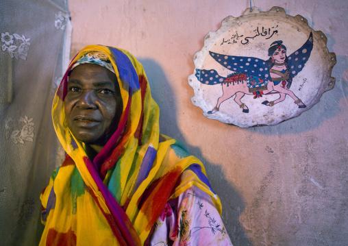 Muslim Woman, Ilha de Mocambique, Nampula Province, Mozambique