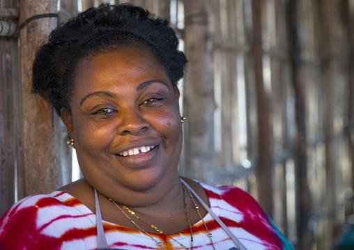Miss Donna Sara, Ilha de Mocambique, Nampula Province, Mozambique