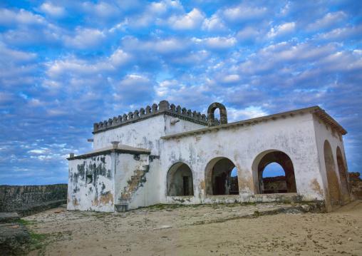 Church Of Nossa Senharo Baluarte, Fortress Of Sao Sebastao, Island Of Mozambique, Nampula Province, Mozambique