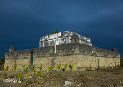 Fortim De Santo Antonio, Ibo Island, Cabo Delgado Province, Mozambique