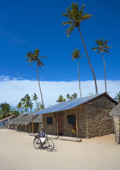 Kid In An Alley, Quirimba Island, Cabo Delgado Province, Mozambique
