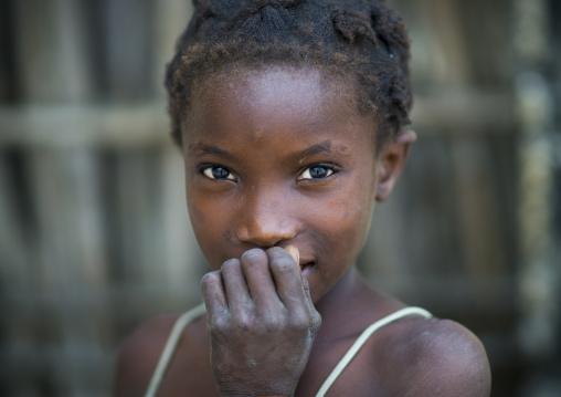 Shy Girl, Quirimba Island, Cabo Delgado Province, Mozambique