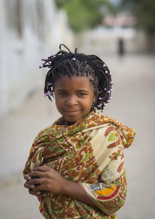 Little Girl, Ibo Island, Cabo Delgado Province, Mozambique