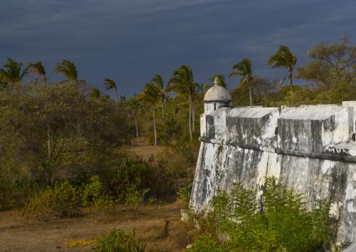 Fortaleza De Sao Joao Baptista, Ibo Island,Cabo Delgado Province, Mozambique