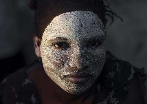 Woman With Muciro Face Mask, Ibo Island, Cabo Delgado Province, Mozambique