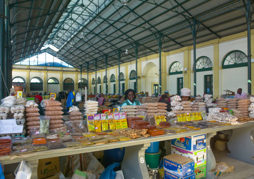 Mercado Central, Maputo, Maputo City, Mozambique