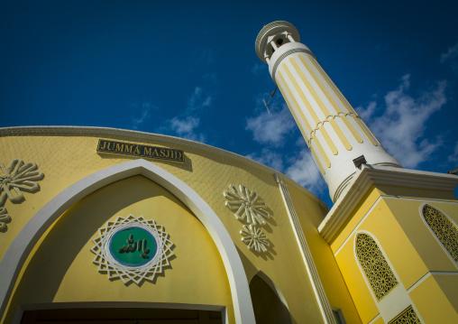 Jumma Masjid Mosque, Maputo, Maputo City, Mozambique