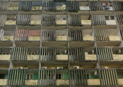 Apartment Block, Maputo, Maputo City, Mozambique