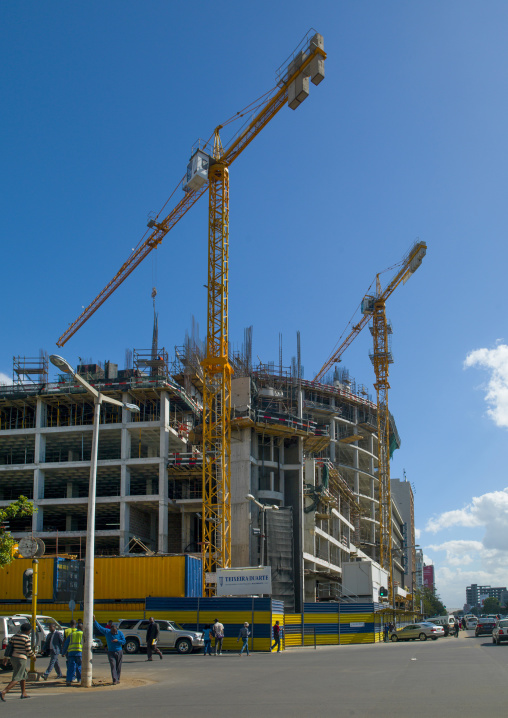 New Modern Building, Maputo, Maputo City, Mozambique