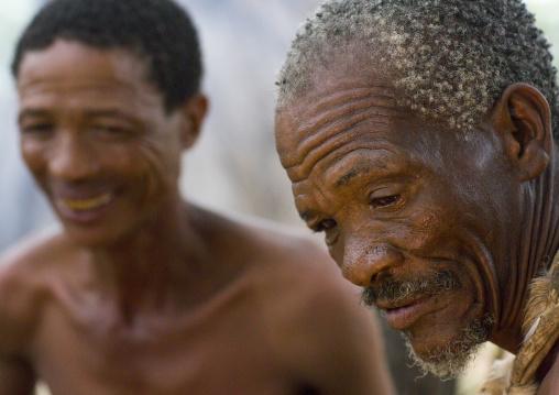 Bushmen, Tsumkwe, Namibia