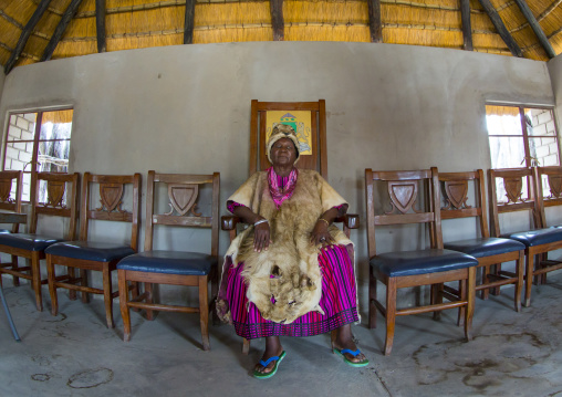 The Queen Of The Okwanyama, Omhedi, Namibia
