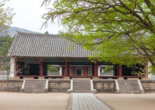 The Koryo museum, North Hwanghae Province, Kaesong, North Korea