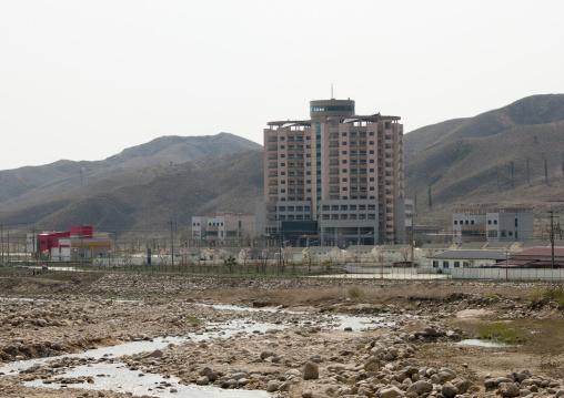 Hotel in kumgang reunion centre, Kangwon-do, Mount Kumgang, North Korea
