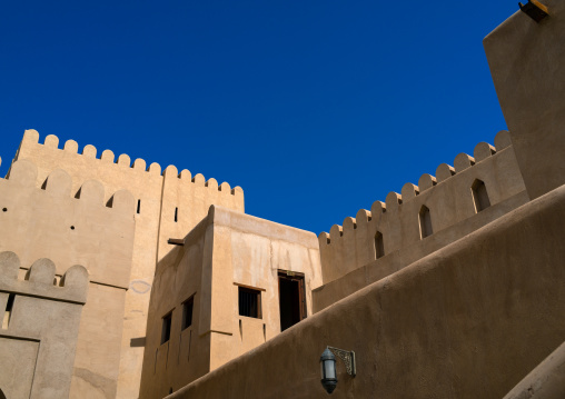 Nizwa fort, Ad Dakhiliyah Region, Nizwa, Oman