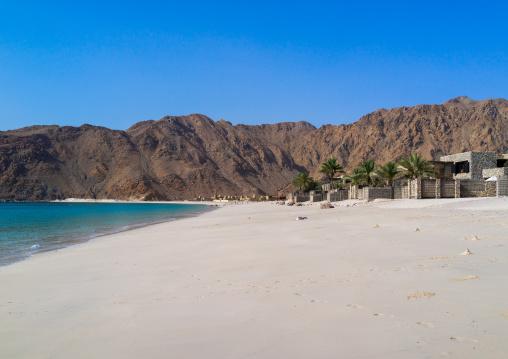 Six senses zinghy bay beach, Musandam Governorate, Zinghy Bay, Oman