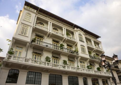 Panama, Province Of Panama, Panama City, American Trade Hotel In Casco Viejo