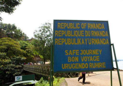 Rwanda congo border, Western Province, Rusizi, Rwanda