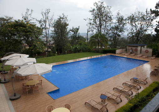 Hotel rwanda pool, Kigali Province, Kigali, Rwanda