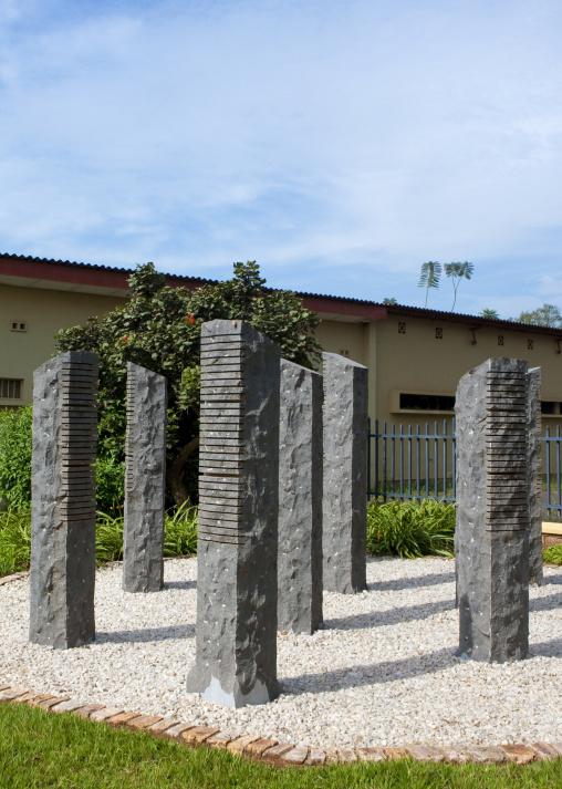 Camp kigali memorial site, Kigali Province, Kigali, Rwanda