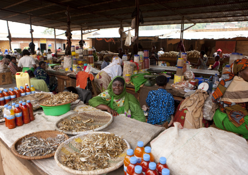 Kimisagara market, Kigali Province, Kigali, Rwanda