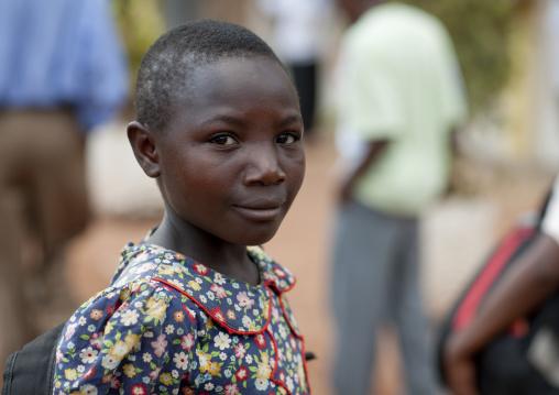 Rwandan cute girl, Kigali Province, Nyirangarama, Rwanda