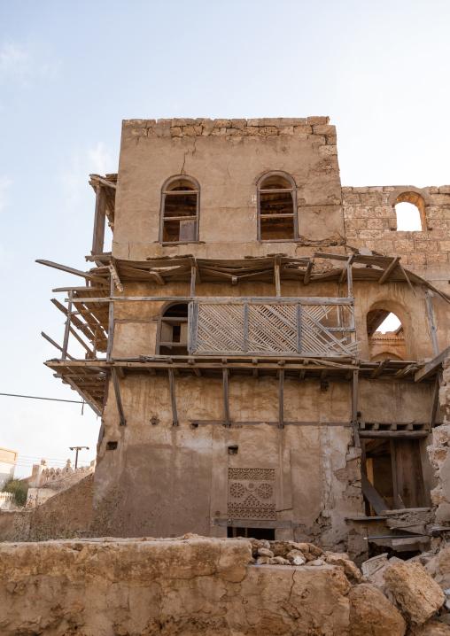 Ahmed Munawar Refa house, Red Sea, Farasan, Saudi Arabia