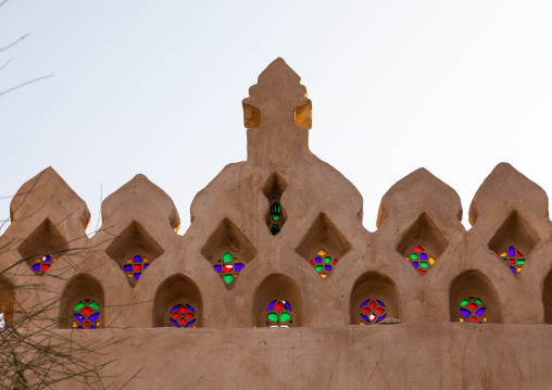 Ahmed Munawar Refa house gate decoration, Red Sea, Farasan, Saudi Arabia
