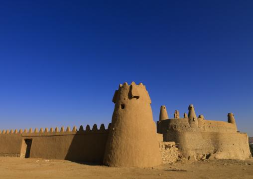 Qasr Marid, Al-Jawf Region, Al-Jawf, Saudi Arabia