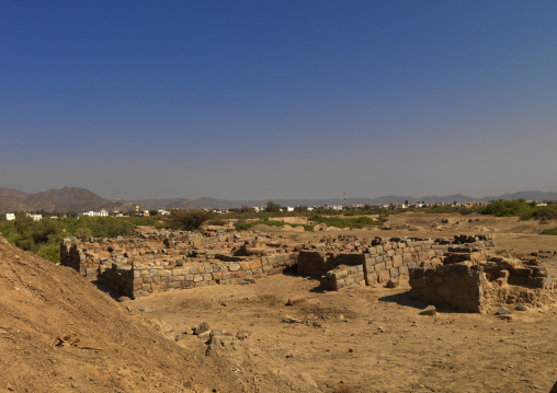 Al Ukhdud Archeological site, Najran Province, Najran, Saudi Arabia