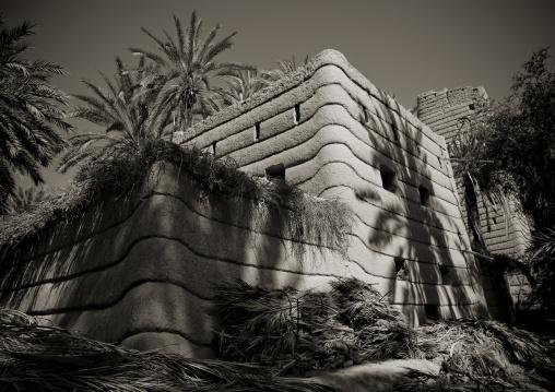 Najran style architecture, Saudi arabia
