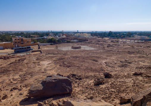 Petroglyphs site in qadeer, Al-Jawf Province, Al-Qadeer, Saudi Arabia