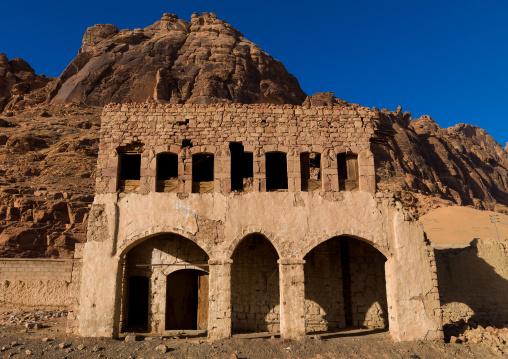 House in al-ula old town, Al Madinah Province, Al-Ula, Saudi Arabia